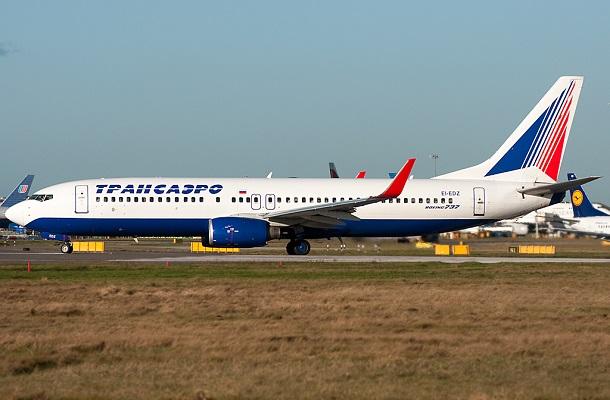 737 400 трансаэро схема салона 955