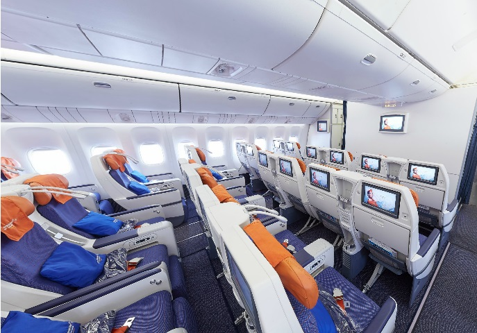 Боинг 744 jet схема салона аэрофлот