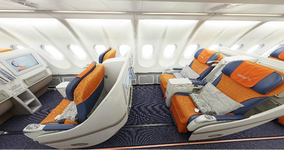 Аэробус а330 300 схема салона аэрофлот 415
