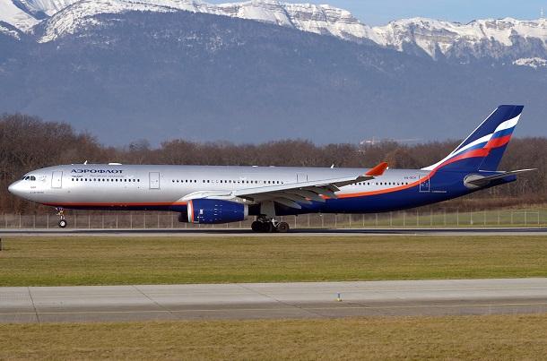 Аэробус A330-300 Аэрофлот