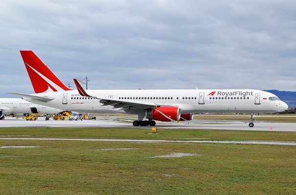 Боинг 757-200 — схема салона и лучшие места