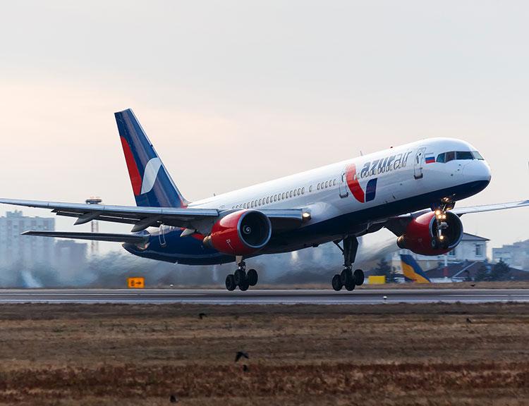 Боинг 757-200 Азур Эйр