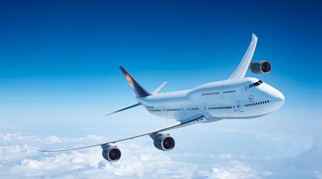 Боинг 747-400 Аэрофлот