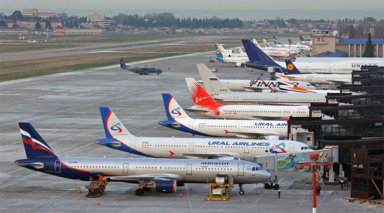 Список и рейтинг российских авиаперевозчиков 2020