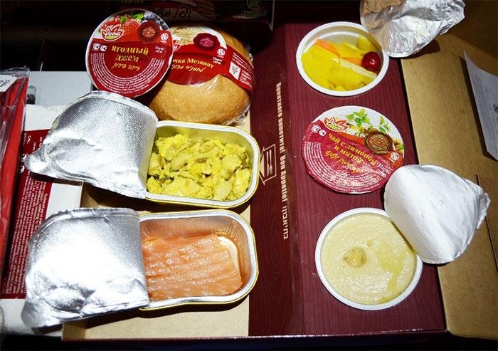 Кошерное питание Аэрофлот — что входит
