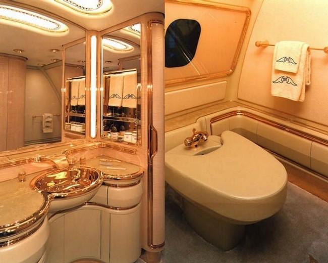 Boeing 747-430 Custom обстановка салона