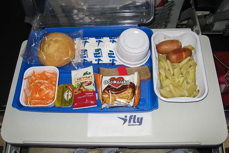 Питание на борту I Fly