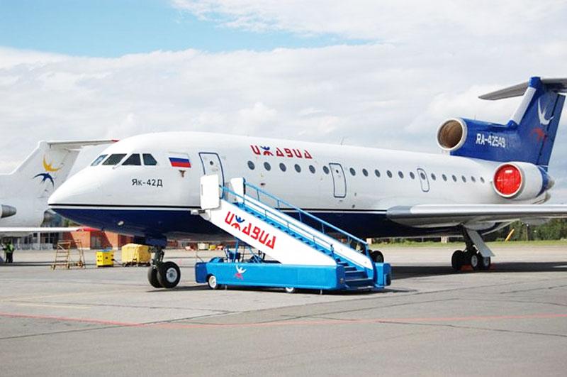 Авиакомпания Ижавиа: официальный сайт, купить билет