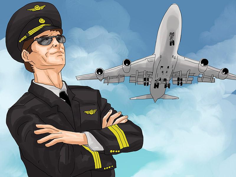 Как стать пилотом гражданской авиации в России
