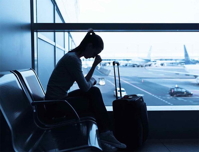 Способы получения компенсация при задержки авиарейса самолета