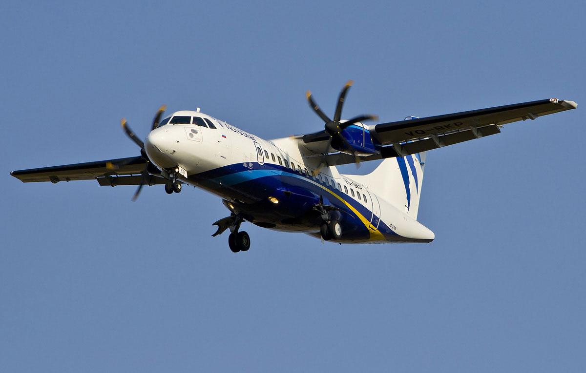 Винтовой самолет Нордстар ATR 42-500