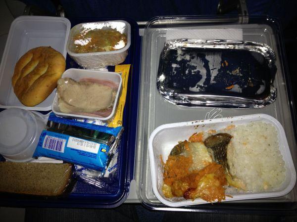 Питание на рейсах Якутии