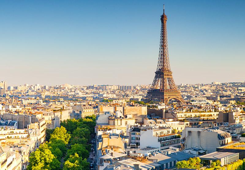 Лоукостеры в Париж из Москвы