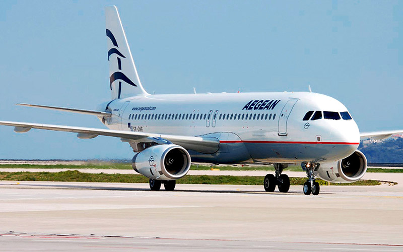 Лоукостер Aegean Airlines