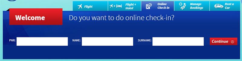 Регистрация на рейс Onur Air онлайн