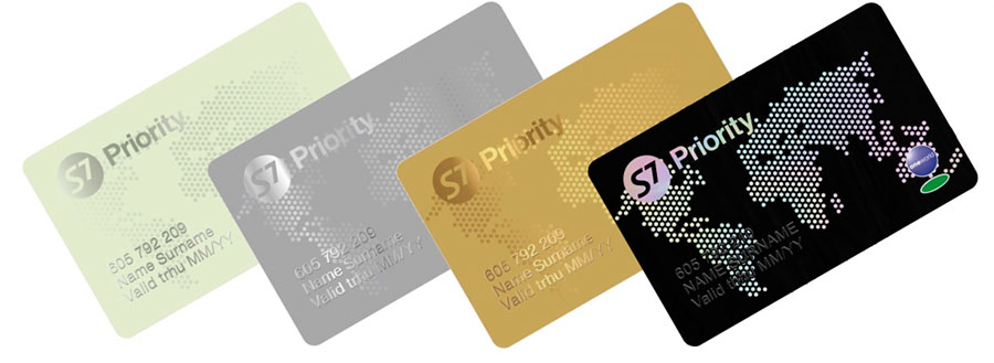Бонусная программа S7 priority