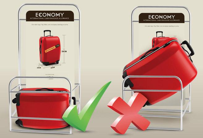 Правила провоза багажа и ручной клади Уральскими авиалиниями