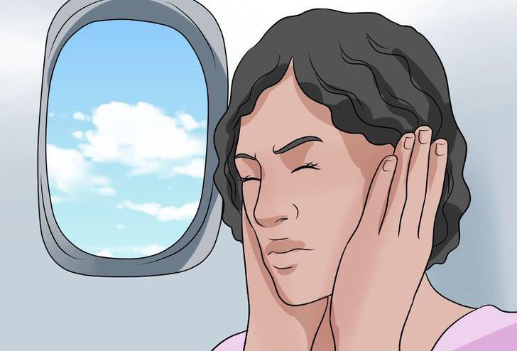 Закладывает уши в самолете что делать