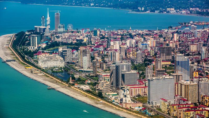 Отдых в Грузии 2018: цены «все включено» у моря