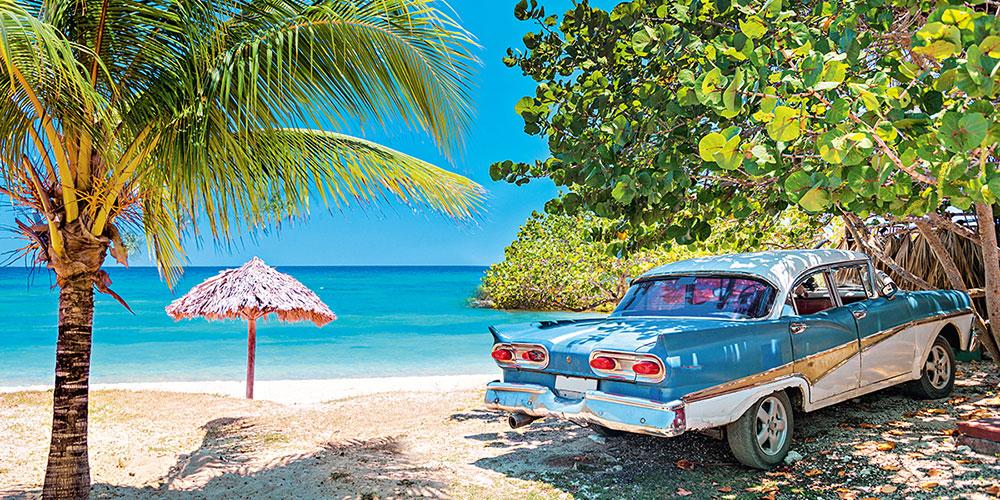 Пляж Куба