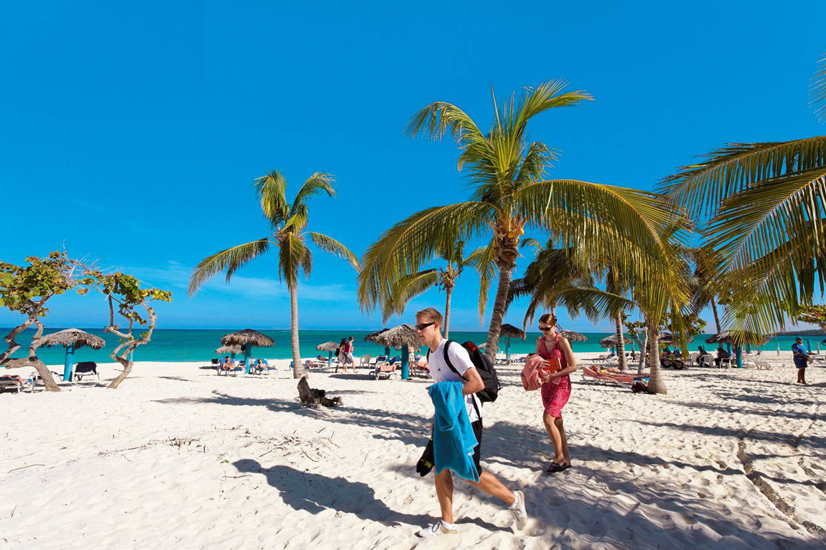 Карибское море Куба