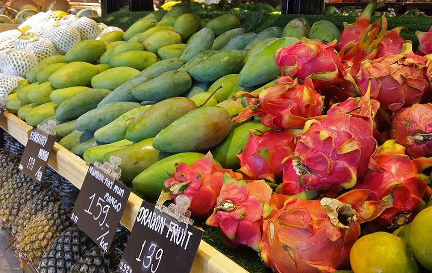 Можно ли перевозить фрукты в ручной клади