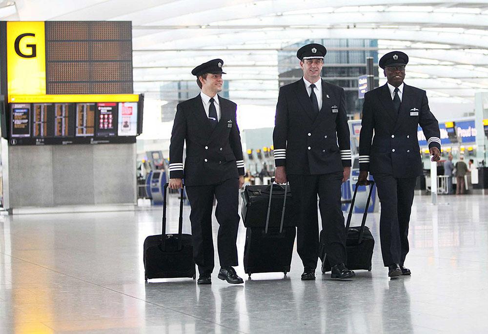 Сколько получают пилоты пассажирских самолетов